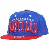 Zephyr - Washington Capitals Superstar Snapback