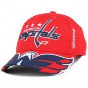 Reebok - Washington Capitals Bonded Logo Adjustable