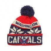 Reebok - Washington Capitals Faceoff Cuffed Pom