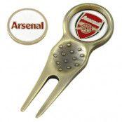 Arsenal greenlagare med markör