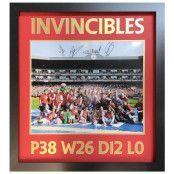 Arsenal Signerad Tavla 2004 Invincibles