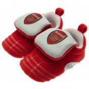 Arsenal Sko Baby Crib 9-12 mån