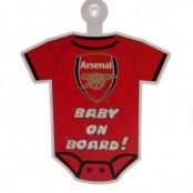 Arsenal Skylt Tröja Baby On Board