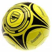 Arsenal Fotboll Gulsvart Fluorescerande