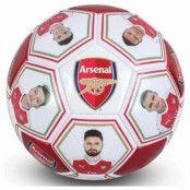 Arsenal Fotboll Photo Signature