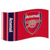 Arsenal Flagga Wordmark