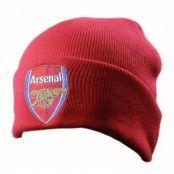 Arsenal mössa Tu röd