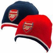 Arsenal Mössa Vändbar Dubbelkant