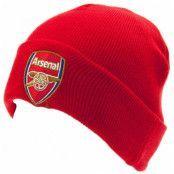 Arsenal Stickad Mössa TU RD