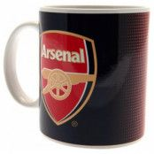 Arsenal Mugg Halftone