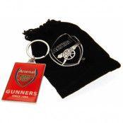 Arsenal Nyckelring Deluxe