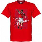 Arsenal T-shirt Legend Tony Adams Legend Röd XS