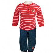 Arsenal T-shirt och Jeans 3-6 mån