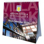 Aston Villa Desktop Kalender 2020