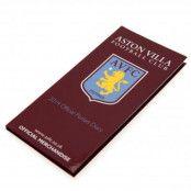 Aston Villa Fickdagbok 2014