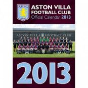 Aston Villa Kalender 2013