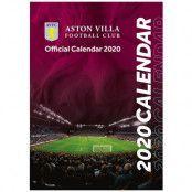 Aston Villa Kalender 2020