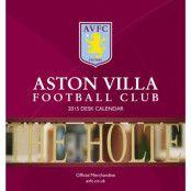 Aston Villa Kalender Skrivbord 2015