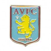 Aston Villa pinn Crest