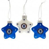 Chelsea Julgranskulor Star 3-pack
