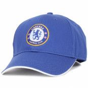 Keps Chelsea Adjustable Cap Blue - Team - Blå Reglerbar