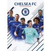 Chelsea Väggkalender 2016