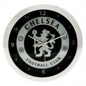 Chelsea Väggklocka Metallic