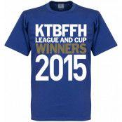 Chelsea T-shirt Winners KTBFFH 2015 Winners Blå S
