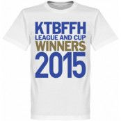 Chelsea T-shirt Winners KTBFFH 2015 Winners Vit XS