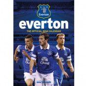 Everton Väggkalender 2014