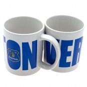 Everton Mugg Wordmark