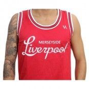 [facets-a-productclass-tank-top] Liverpool 2-in-1 Reversible Jersey Vest - Vincentius Apperal - Svart Tank Top