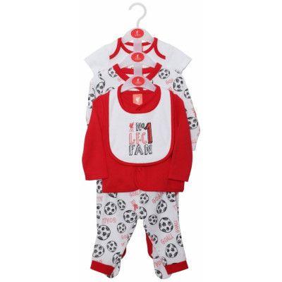 Liverpool Babyset 8 delar Nyfödd
