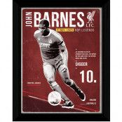 Liverpool Bild Barnes Retro