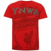 Liverpool T-shirt Barn Ynwa 3-4