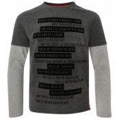 Liverpool T-shirt Layered YNWA Barn 5-6 år