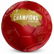 Liverpool Fotboll Champions Of Europe Signature
