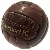 Liverpool Retro Fotboll Mini