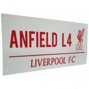 Liverpool Gatuskylt RL