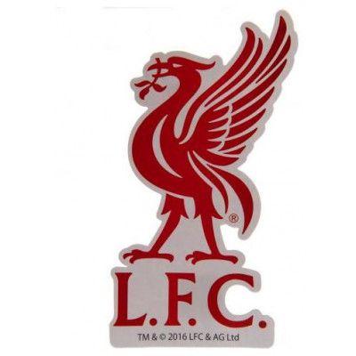 Liverpool Klistermärke Stort