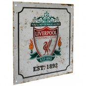 Liverpool Skylt Retro