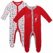 Liverpool Sovdress 2-pack 0 mån
