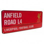 Liverpool Vägskylt Color