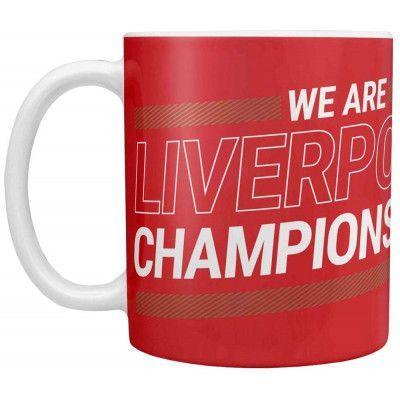 Liverpool League Champions Mugg
