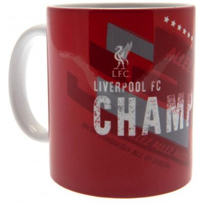 Liverpool Mugg Champions Of Europe