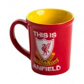 Liverpool Mugg Jumbo This Is Anfield