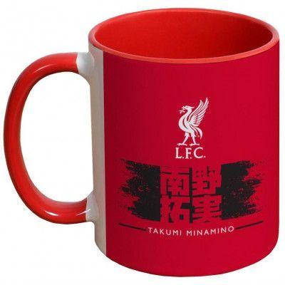 Liverpool Mugg Minamino