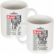 Liverpool Mugg The Truth They Lied Vit