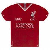 Liverpool Metallskylt Shirt