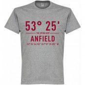 Liverpool T-shirt Home Coordinate Grå S